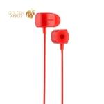 Наушники Remax RM-502 Crazy Robot In-ear Earphone Red Красные