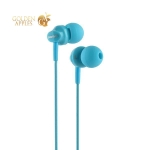 Наушники Remax RM-501 STEREO SOUND Earphone Blue Синии