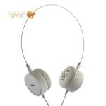 Наушники Remax RM-910 накладные Wired Music Earphone Белые
