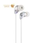 Наушники Remax RM-585 Metal Touching Earphone White Белые