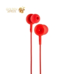 Наушники Remax RM-510 Earphone Red Красные