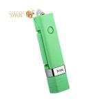 Монопод для селфи HOCO K3 Beauty Wire Controllable Selfie stick (0.65 м) 3.5-7 Green Зеленый