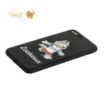 Чехол-накладка TPU Deppa D-103925 ЧМ по футболу FIFA™ Zabivaka 4 для iPhone 8 Plus