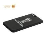 Чехол-накладка TPU Deppa D-103926 ЧМ по футболу FIFA™ Official Emblem для iPhone 8 Plus Белый