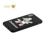 Чехол-накладка TPU Deppa D-103946 ЧМ по футболу FIFA™ Zabivaka 1 для iPhone X