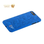 Чехол-накладка PC Deppa D-103920 ЧМ по футболу FIFA™ Official Pattern для iPhone 7 Plus Синий