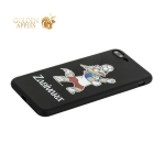 Чехол-накладка TPU Deppa D-103922 ЧМ по футболу FIFA™ Zabivaka 1 для iPhone 7 Plus