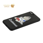 Чехол-накладка TPU Deppa D-103924 ЧМ по футболу FIFA™ Zabivaka 3 для iPhone 8 Plus