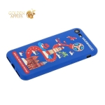 Чехол-накладка TPU Deppa D-103909 ЧМ по футболу FIFA™ Kaliningrad для iPhone 7 (4.7)