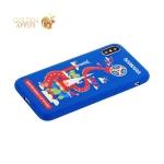 Чехол-накладка TPU Deppa D-103962 ЧМ по футболу FIFA™ Samara для iPhone X