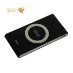 Аккумулятор внешний универсальный & беспроводное зарядное устройство Hoco B32- 8 000 mAh (USB:5V-2.1A) Черный