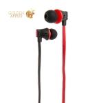Наушники Hoco M27 Warbler Universal Earphones with mic (1.2 м) с микрофоном Black Черные