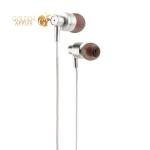 Наушники Aspor A205 Stereo Earphone с микрофоном Белые