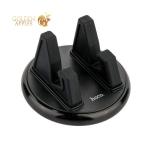 Автомобильный держатель Hoco CA27 Rotating Holder For Car Dashboard универсальный (липучка) черный