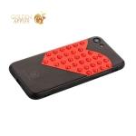 Накладка PC+TPU BLING BALLY luxury  Diamond Case для iPhone 8 Большое сердце