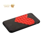 Накладка PC+TPU BLING BALLY luxury  Diamond Case для iPhone 6S Большое сердце