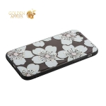 Накладка PC+TPU BLING BALLY Luxury Diamond Case для iPhone 6S / 6 (4.7) Цветы