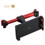Автомобильный держатель Hoco CA30 Backrest Car Holder универсальный на подголовник (200 мм) Black & Red
