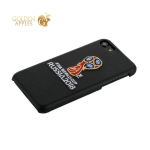 Чехол-накладка PU Deppa D-104234 ЧМ по футболу FIFA™ Official Emblem, вышивка для iPhone 7 (4.7)