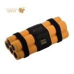 Аккумулятор внешний универсальный Remax RPL39 -20000 mAh Timebomb Power Bank (USB: 5V-2.1A) Хаки