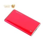 Аккумулятор внешний универсальный Remax RPP 78- 5000 mAh Crave power bank (USB: 5V-2.0A) Red Красный