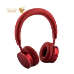 Наушники Remax RB-520HB Wireless headphone Red Красные