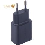 Адаптер питания Deppa Wall charger 2.4А D-11380 (2USB: 5V 2.4A) Черный
