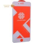 Стекло защитное XO 3D Screen Protector полноэкранное 0.26mm для iPhone 7 Plus FD1 White