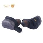 Bluetooth-гарнитура Remax TWS-1 True Wireless Headphones стерео с зарядным устройством Черный