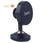 Автомобильный держатель Hoco CA36 Dashboard metal magnetic in-car holder магнитный универсальный черный