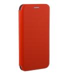 Чехол-книжка кожаный Fashion Case Slim-Fit для iPhone 11 (6.1) Красный