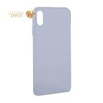 Чехол силиконовый Hoco Light Series для iPhone XS Max Прозрачный