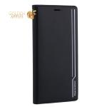 Чехол-книжка кожаный Peacocktion для iPhone XS Max Royal Series (ZGIIP9BLK) Черный