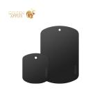 Набор пластин Deppa для магнитных держателей Crab Plates D-55143 Черный