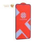 Стекло защитное XO 3D Full Screen Protector полноэкранное 0.26mm для iPhone XS Max (6.5) FD7 Black