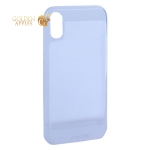 Чехол-накладка Black Rock Air Robust пластик прозрачный для iPhone XR (6.1) силиконовый борт (800061) 1070ARR01 Белый