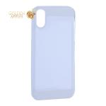 Чехол-накладка Black Rock Air Robust пластик прозрачный для iPhone XS (5.8) силиконовый борт (800063) 1060ARR01 Белый