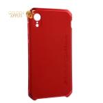 Чехол-накладка Element Case (AL&Pl) для Apple iPhone XR (6.1) Solace Красный (красный ободок)