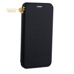 Чехол-книжка кожаный Fashion Case Slim-Fit для iPhone XR (6.1) Black Черный