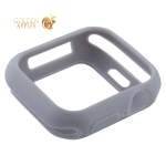 Чехол силиконовый бампер COTEetCI TPU case для Apple Watch Series 5/ 4 (CS7049-GY) 40 мм Серый