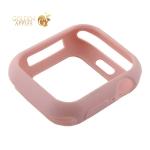 Чехол силиконовый бампер COTEetCI TPU case для Apple Watch Series 5/ 4 (CS7049-PK) 40 мм Розовый