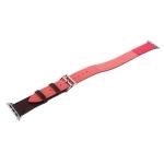 Ремешок кожаный COTEetCI W36 Fashoin Leather (WH5261-40-BRR) для Apple Watch 38 мм (Long) Коричневый-Розовый