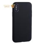 Чехол-накладка кожаная TOTU Imitation all covered PU Leather Case для iPhone X AAiX/iXS-016 Черный