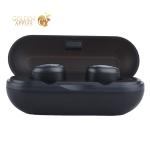 Bluetooth-гарнитура iWALK Smart True Wireless Stereo Earbuds (BTA002-001A) стерео с зарядным устройством Черные