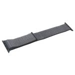 Ремешок COTEetCI W17 Magic Tape Band (WH5226-GY-42) для Apple Watch 42мм Storm Gray - Серый