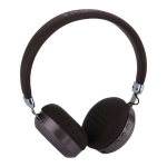 Наушники Hoco W13 Fanmusic wireless headset Brown Коричневые