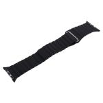 Ремешок кожаный COTEetCI W7 Leather Magnet Band (WH5205-BK) для Apple Watch 38 мм Черный