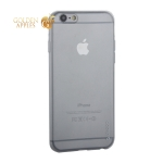 Чехол-накладка силикон Deppa Gel Case D-85202 для iPhone 6S / 6 (4.7) 0.8 мм Прозрачный