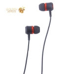 Наушники Hoco M46 Jewel sound universal Earphones with mic (1.2 м) с микрофоном Red Красные