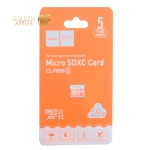 Карта памяти Hoco micro SDHC Card 128Gb Class10